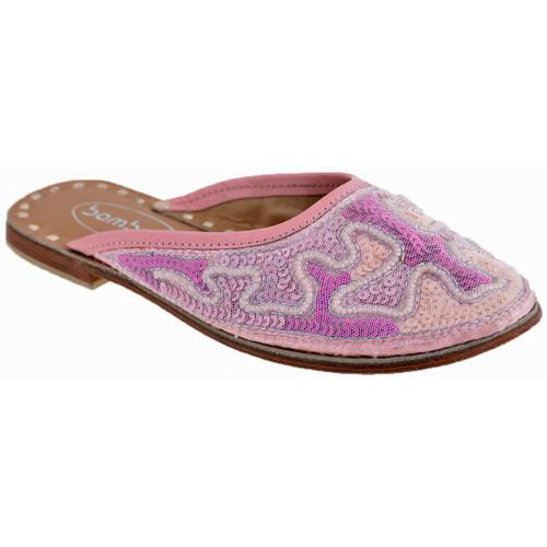 Chaussures Enfant Sabots Bamboo Ethnique Sabot