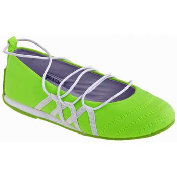 Chaussures Enfant Ballerines / babies Bamboo Danse Ballerines vert