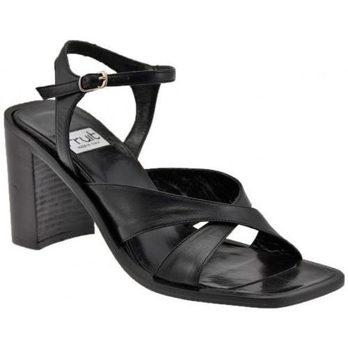 Chaussures Femme Sandales et Nu-pieds Now Sangledetalon80Sandales Noir