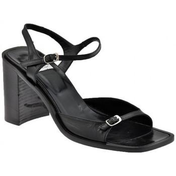 Chaussures Femme Sandales et Nu-pieds Now BraceletBoucleTalon280Sandales Noir