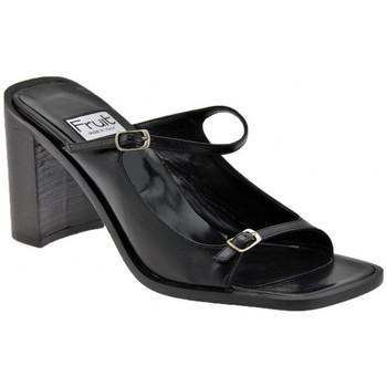 Chaussures Femme Sandales et Nu-pieds Now 280talonBouclesSandales Noir