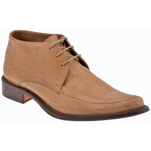 Chaussures Homme Richelieu Nicola Barbato Punta Parade Casual montantes