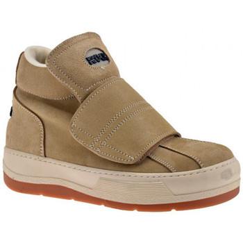 Chaussures Homme Baskets montantes Rock Casual Sneakers Beige