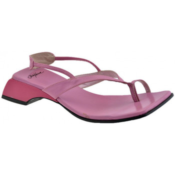 Chaussures Femme Tongs Josephine Élastique sangle de talon 20 Tongs