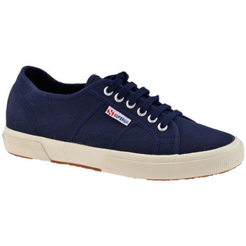 Chaussures Homme Baskets basses Superga 2750 Cotu Classic Baskets basses Bleu