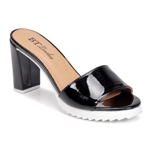 Chaussures Femme Sandales et Nu-pieds Betty London EJORDY Noir