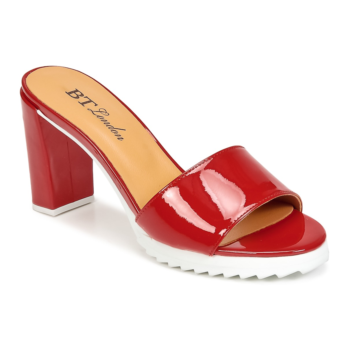 Sandale Betty London EJORDY Rouge