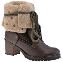 Chaussures Femme Bottes ville Wrangler Rusty Stud Casual montantes