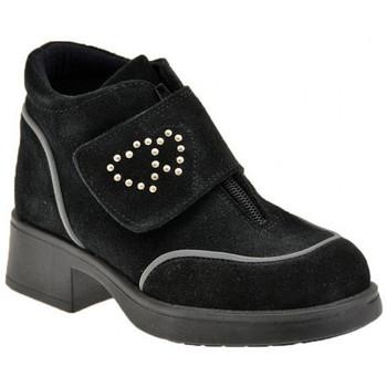 Chaussures Enfant Bottes ville Lelli Kelly Coeurs milieu Bottes
