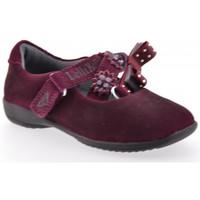 Chaussures Enfant Ballerines / babies Lelli Kelly Ballerine Velcro échangeables Ballerines Marron