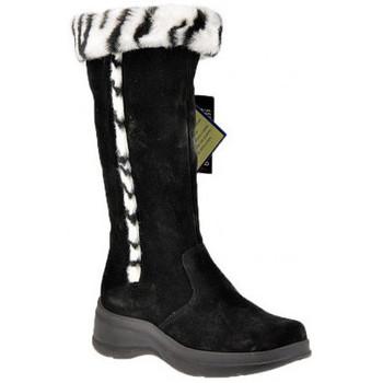 Chaussures Enfant Bottes ville Lelli Kelly Zebrine Bottes Noir