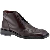 Chaussures Homme Richelieu Dockmasters Mid Casual Fonds de cuir Richelieu