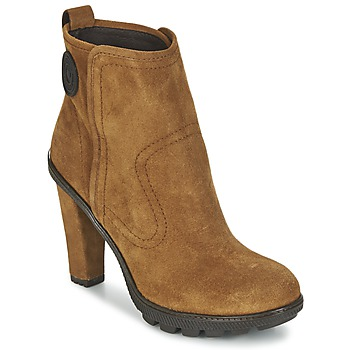 Bottines / Boots Pataugas FANNY/F Marron 350x350