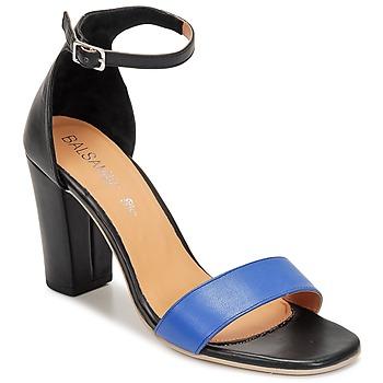 Chaussures Femme Sandales et Nu-pieds Balsamik FORTA Noir / Bleu