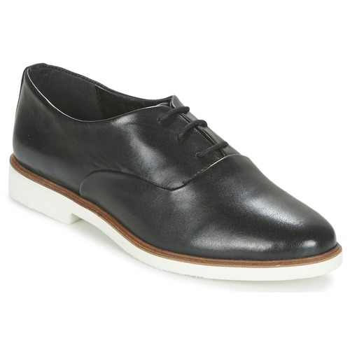 Chaussures Femme Derbies Balsamik LARGO Noir