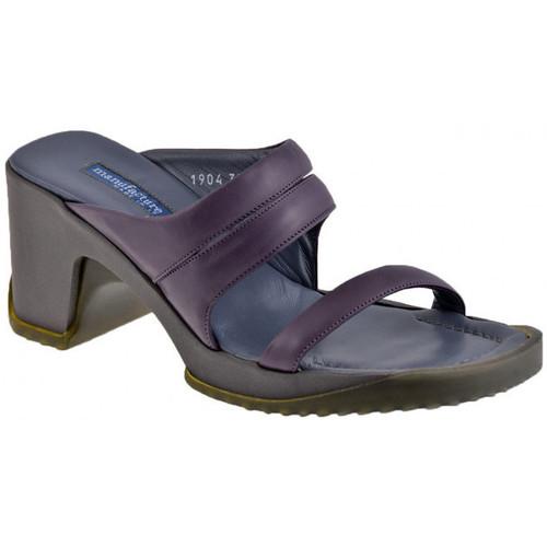Chaussures Femme Sandales et Nu-pieds M. D'essai 70caoutchoucTalonSandales Violet