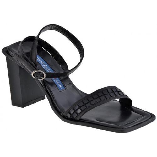 Chaussures Femme Sandales et Nu-pieds M. D'essai 90ABStalonSandales Noir