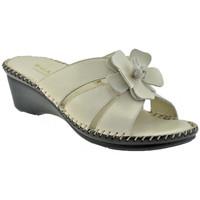 Chaussures Femme Mules Susimoda Morbidone Mules Beige