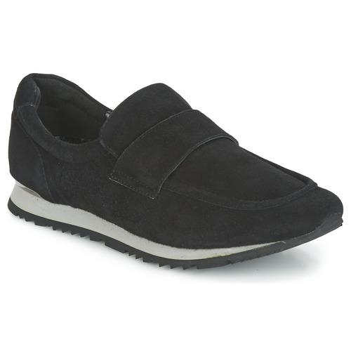 Chaussures Femme Mocassins JB Martin 1VIVO Noir