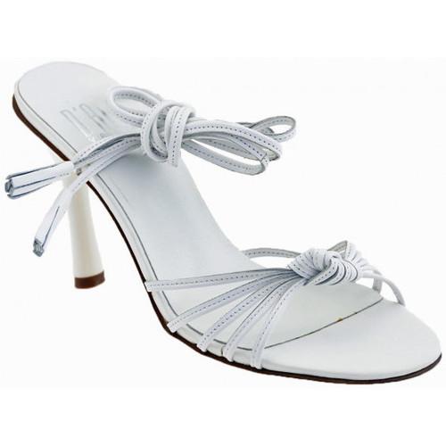 Chaussures Femme Sandales et Nu-pieds Dalè Talonesclave80Sandales blanc