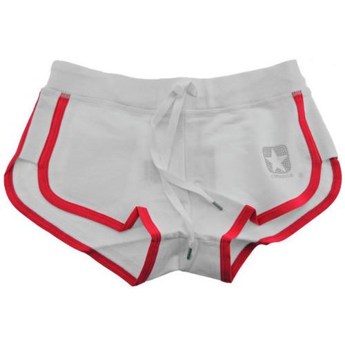 Vêtements Femme Shorts / Bermudas Converse CourtShorts blanc