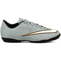 Chaussures Enfant Football Nike JR Mercurial Victory V CR TF Gris