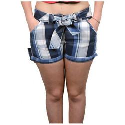 Vêtements Femme Shorts / Bermudas Converse ShortScacchiShorts Multicolore