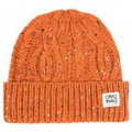 Jack & Jones Bonnet Grosse Maille Orange