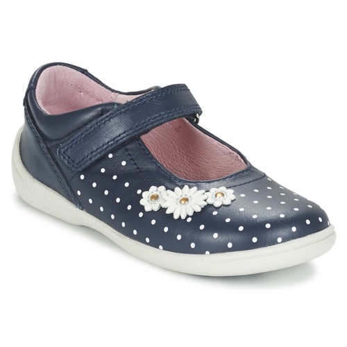 Chaussures Fille Ballerines / babies Start Rite DAISY Bleu