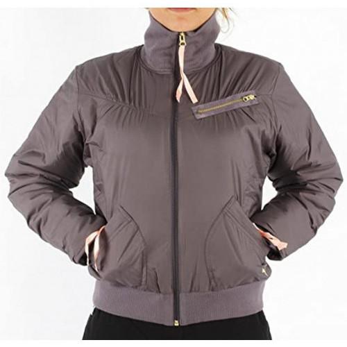 Vêtements Femme Vestes de survêtement Puma A549415CouettesBlousons Gris