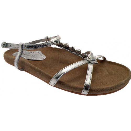 Chaussures Femme Sandales et Nu-pieds Gardini SandalesSandales Argenté