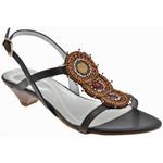 Sandales et Nu-pieds Keys 30 talon ethnique Sandales