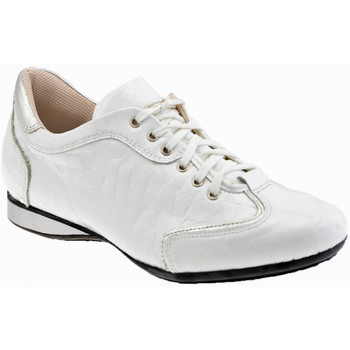 Chaussures Femme Baskets basses Keys Sneakers Baskets basses Blanc