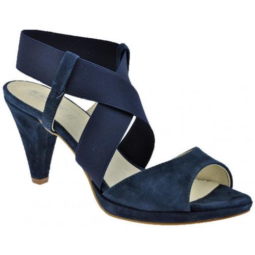 Chaussures Femme Sandales et Nu-pieds Keys Plateau talon 80 Sandales