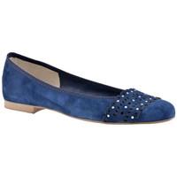 Chaussures Femme Ballerines / babies Keys Laser Ballerines Bleu