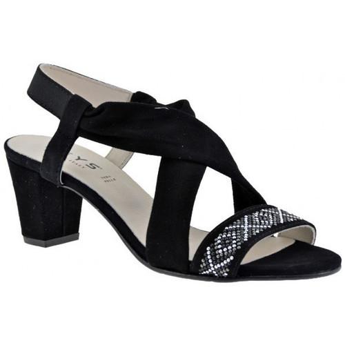 Chaussures Femme Sandales et Nu-pieds Keys Bandages talon tubulaire 60 Sandales