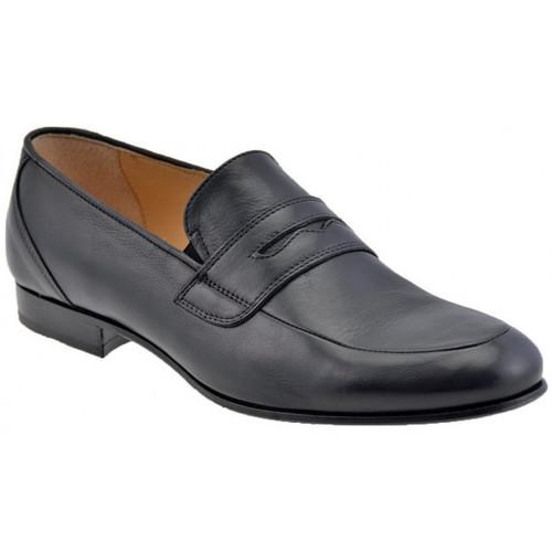 Chaussures Homme Richelieu Nero Giardini Slip flexible sur Casual Richelieu