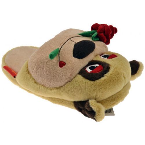Chaussures Femme Chaussons De Fonseca Tappo Pantoufles Beige