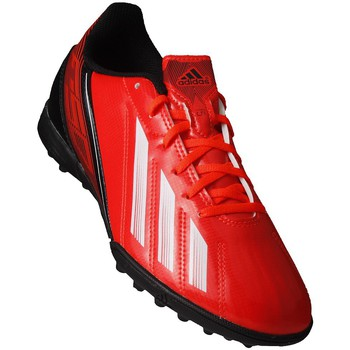 Chaussures Enfant Football adidas Originals F50 F5 Trx TF J Rouge