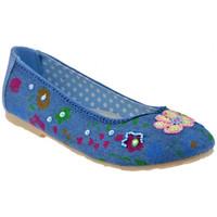 Chaussures Enfant Ballerines / babies Lulu Perline Ballerines Bleu