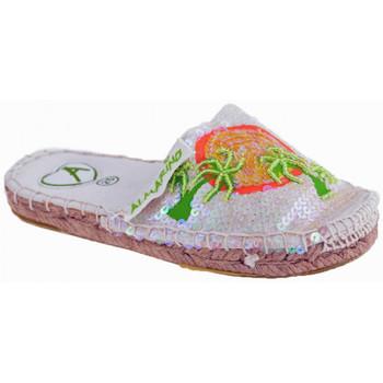 Chaussures Enfant Mules Almarino Corda Mules Blanc