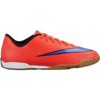 Chaussures Enfant Football Nike Mercurial Vortex II Junior IC orange