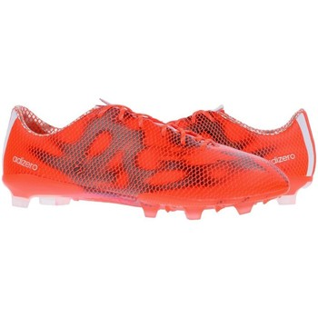 Chaussures Homme Football adidas Originals F50 Adizero FG Rouge