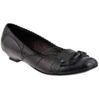 Chaussures Femme Ballerines / babies Progetto 1314 Tacco Ballerines Noir