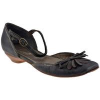 Chaussures Femme Ballerines / babies Progetto 7069 Ballerines Noir