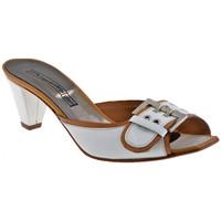 Chaussures Femme Sandales et Nu-pieds Progetto C233talon40Sandales blanc