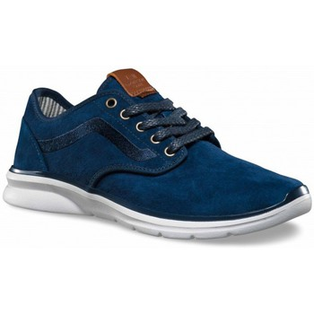 Vans : Chaussures Vans Chaussures Iso 2 Trim Dress Blue -