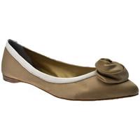 Chaussures Femme Ballerines / babies Progetto M265 Ballerines Beige