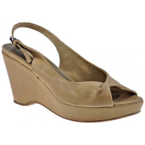 Chaussures Femme Sandales et Nu-pieds Progetto Wedge80Sandales Gris