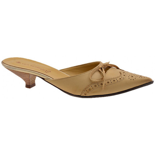 Chaussures Femme Sabots Lea Foscati Bow T.30 Sabot